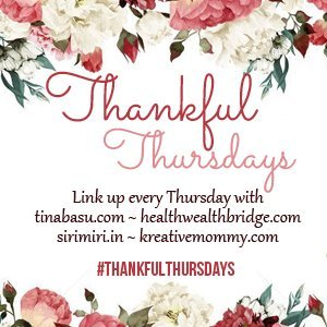 #ThankfulThursday: Thankful for love