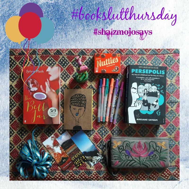 #BookSlutThursday – Week 2