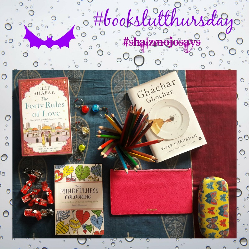 #BookSlutThursday – Week3