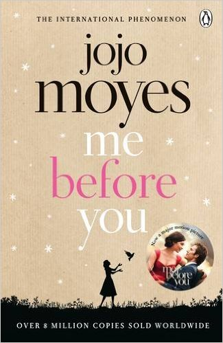 | GuestBlogging | Book Review | Book2Movie | Me Before You | Jojo Moyes |