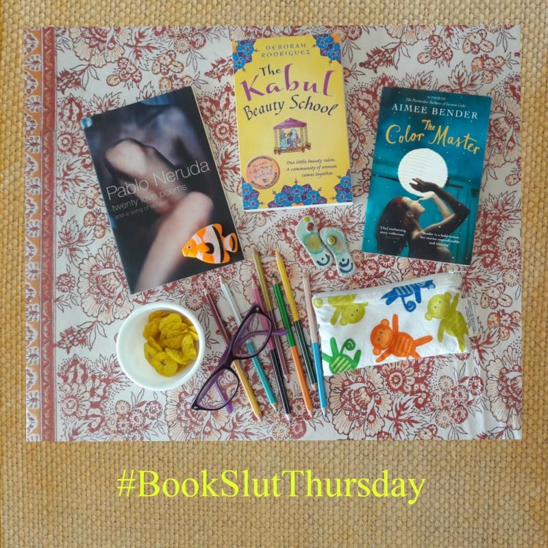 #BookSlutThursday Week #5
