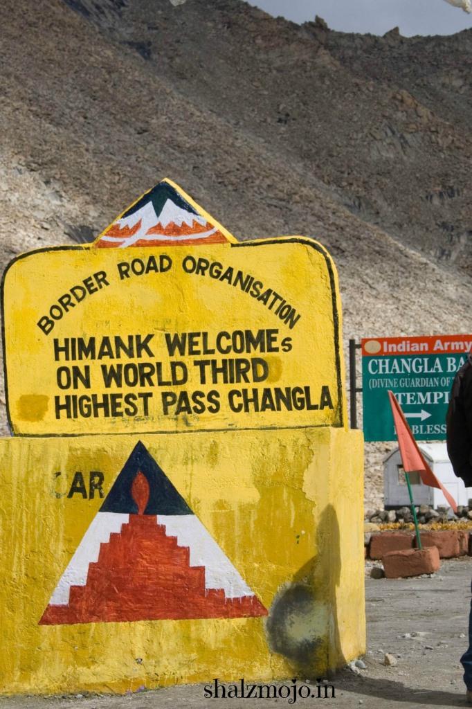 [H] Halitosis* High at Chang La Pass |#atozchallenge 2017|
