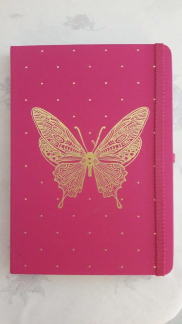 7 reasons why my stationery junkie heart fell for Matrika's journal    #ProductReview  